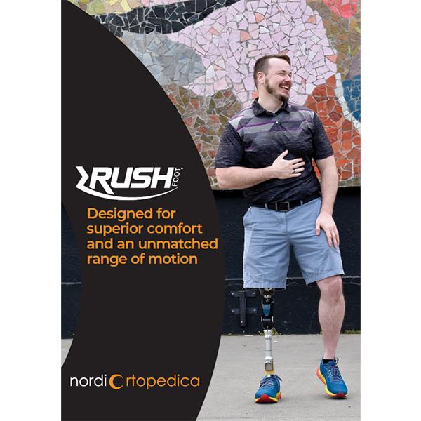 RUSH Feet Brochure
